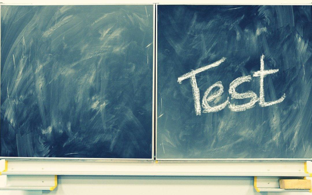 El examen de inglés en la PCE